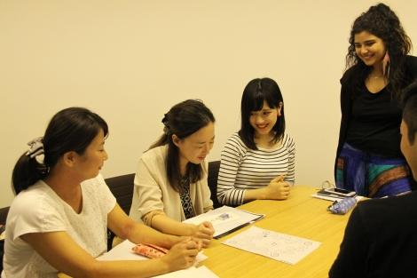 Hana teaching